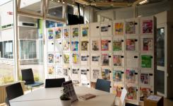 Magazines en tijdschriften in de bib