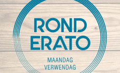 Logo Rond Erato - Maandag Verwendag