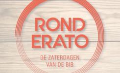 Logo Rond Erato - De Zaterdagen van de Bib